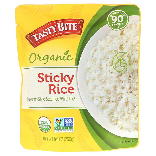 Tasty Bite, Organic, Sticky Rice, 8.8 oz (250 g) (Discontinued Item)