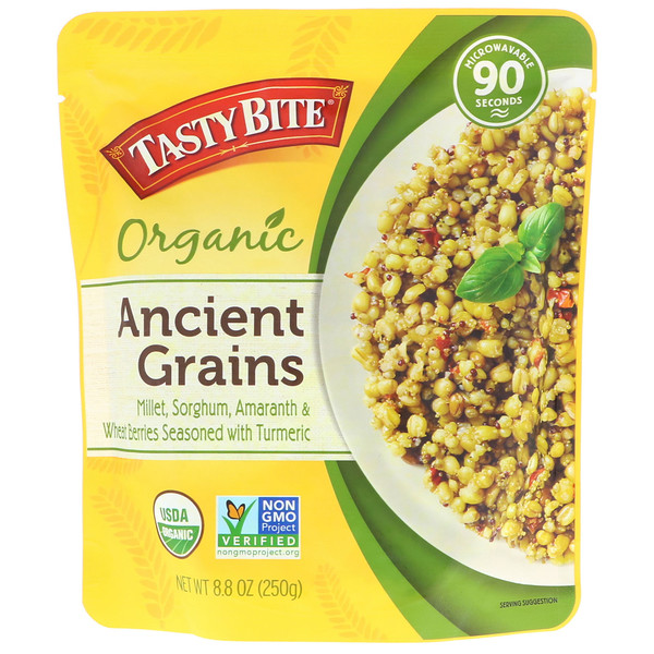 Tasty Bite, Organic, Ancient Grains, 8.8 oz (250 g) (Discontinued Item)