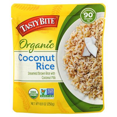 Tasty Bite Organic Coconut Rice, 8.8 oz (250 g)