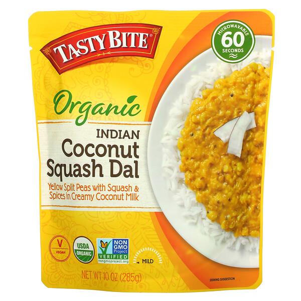 Organic, Indian Coconut Squash Dal, Mild,  10 oz (285 g)