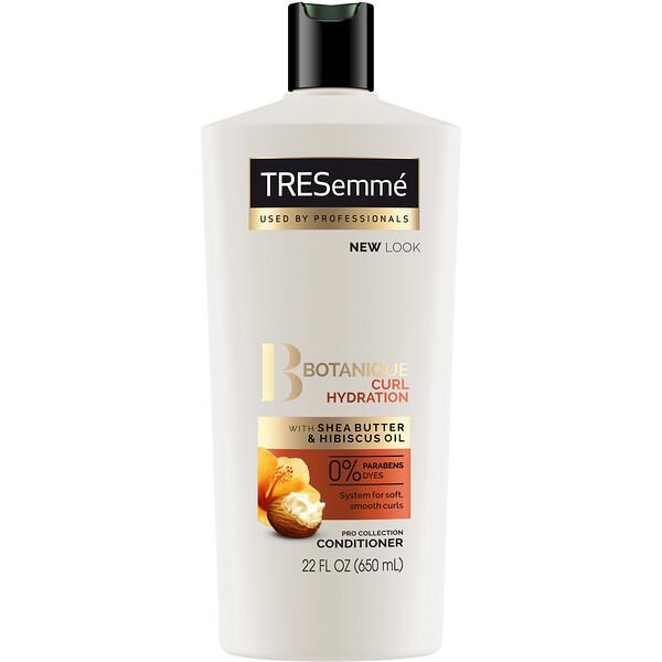 Tresemme, Botanique, Curl Hydration Conditioner, 22 fl oz (650 ml)