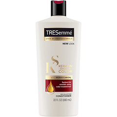 Tresemme, 角蛋順滑鎖色護髮素,22 液量盎司(650 毫升)