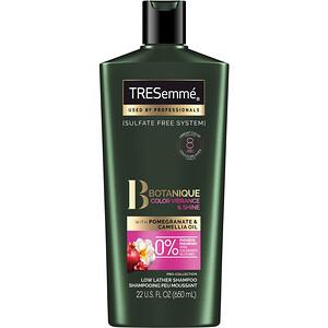 Tresemme, Botanique, Color Vibrance & Shine Shampoo, 22 fl oz (650 ml) отзывы