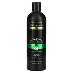 Tresemme, Pro Care Curls,Quenched 卷曲定型洗發水,20 液量盎司(592 毫升)