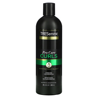 Tresemme, Pro Care Curls, Quenched Curl Definition Shampoo, 20 fl oz (592 ml)