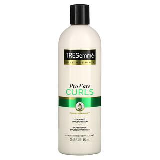 Tresemme, ProCare Curls, Conditioner, 20 fl oz (592 ml)