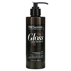 Tresemme, Gloss,染色護發素,深黑色,7.7 液量盎司(228 毫升)
