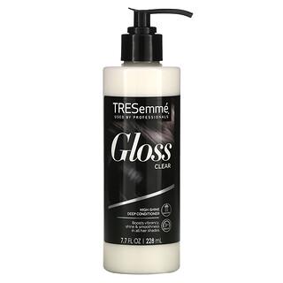 Tresemme, Gloss, High-Shine Deep Conditioner, Clear, 7.7 fl oz (228 ml)