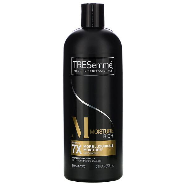 Tresemme, Moisture Rich Shampoo, 28 fl oz (828 ml)