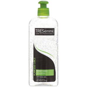 Tresemme, Flawless Curls, Bouncy Curls Defining Gel, 8 oz (226 g) отзывы покупателей