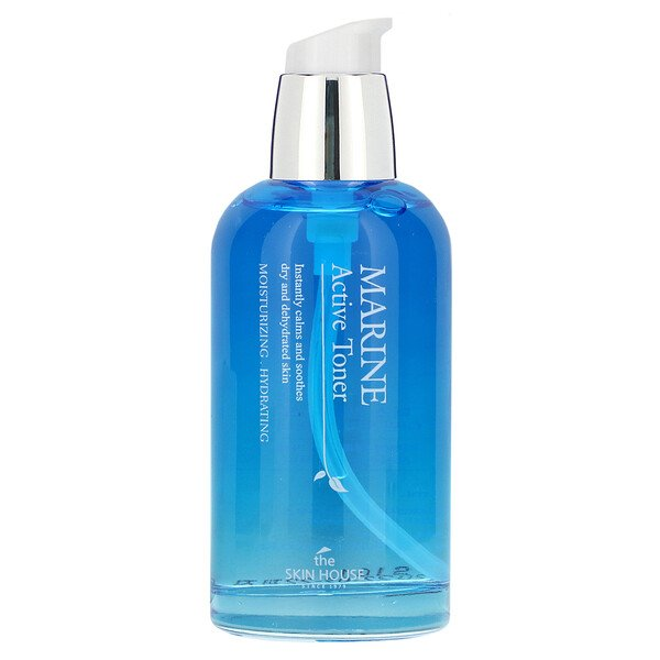 Marine Active Toner, 130 ml