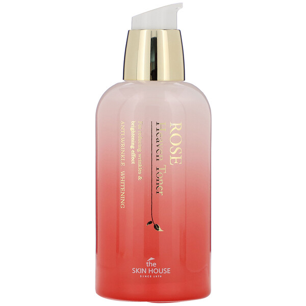 Rose Heaven Toner, 130 ml