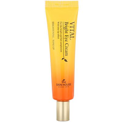 Купить The Skin House Vital, осветляющий крем для кожи вокруг глаз, 30мл (1, 01унции)