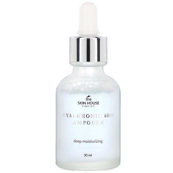 Ampolla con ácido hialurónico6000, 30ml