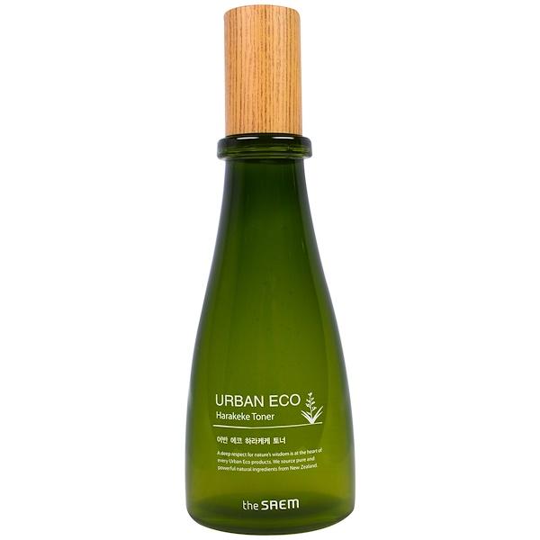 The Saem, Urban Eco, Harakeke Toner, 6.08 fl oz (180 ml) (Discontinued Item)