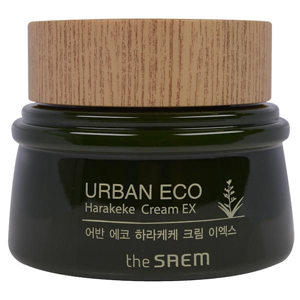 The Saem, Urban Eco, Harakeke Cream EX, 2.02 fl oz (60 ml) (Discontinued Item)