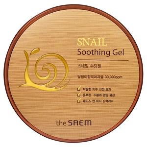 The Saem, Смягчающий гель на основе секреции улиток, 10,14 жид. унций (300 мл) купить на iHerb