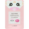 The Saem, Zoo Park, Brightening Lamb Mask, 1 Mask, 0.84 fl oz (25 ml)