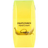 The Saem, Fruits Punch Hand Cream, Banana, 1.69 fl oz (50 ml)