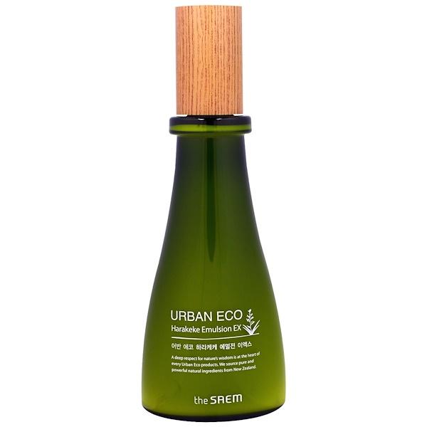 The Saem, Urban Eco, Harakeke Emulsion EX, 4.73 fl oz (140 ml) (Discontinued Item)