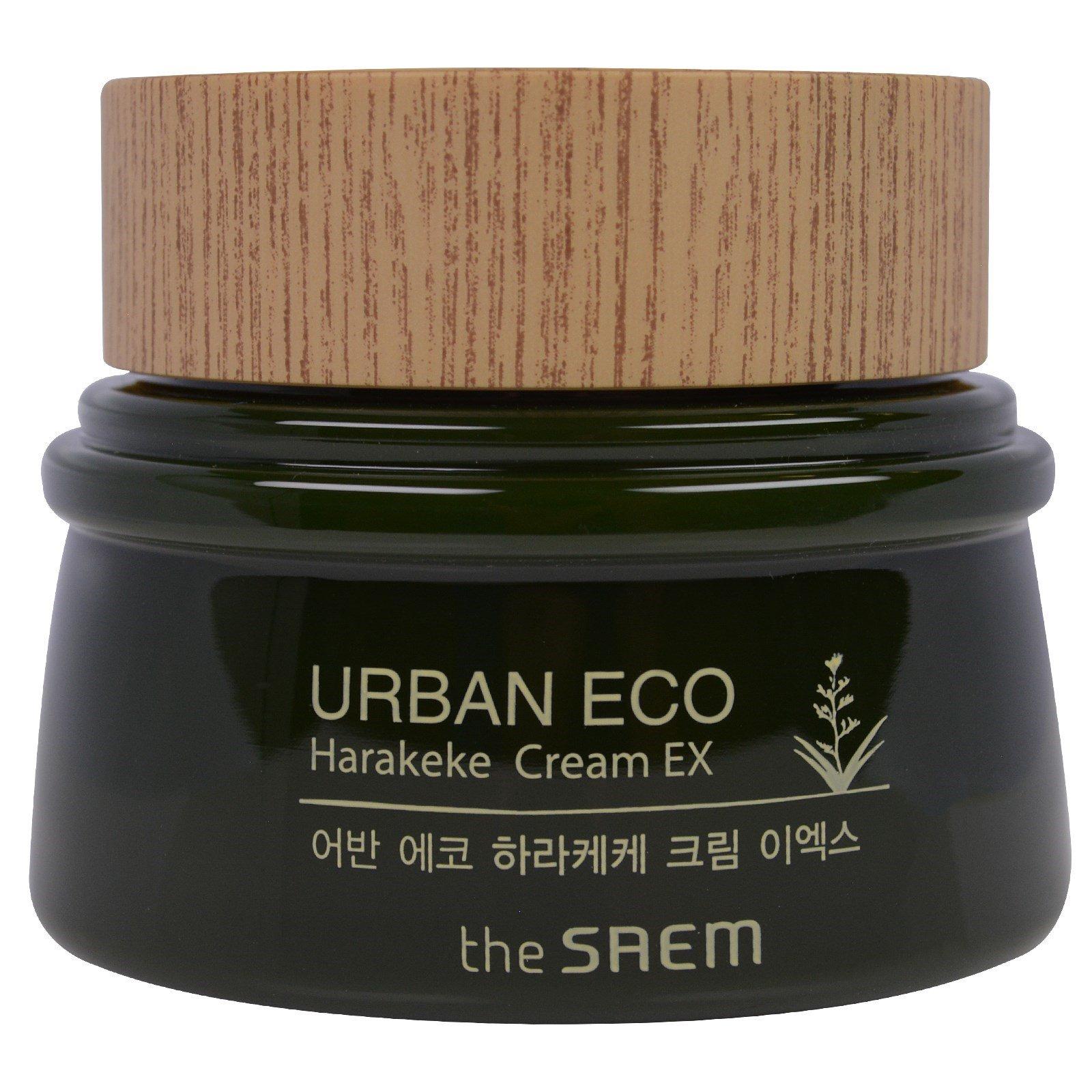 The Saem, Крем EX с harakeke, Urban Eco, 2,02 жид. унций (60 мл)