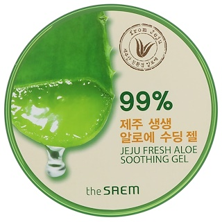 The Saem, Gel fresco relajante de aloe Jeju , 10.14 fl oz (300 ml)