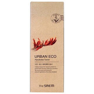 The Saem, Urban Eco, Harakeke Toner, 6.08 fl oz (180 ml)