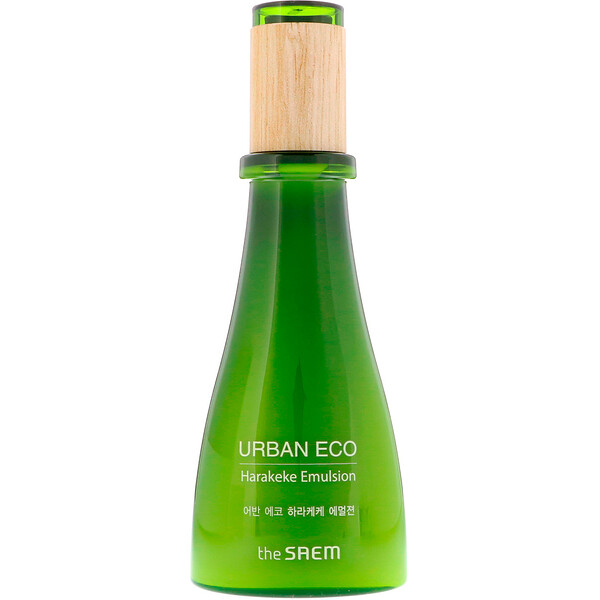 The Saem, Urban Eco, Harakeke Emulsion, 4.73 fl oz (140 ml)