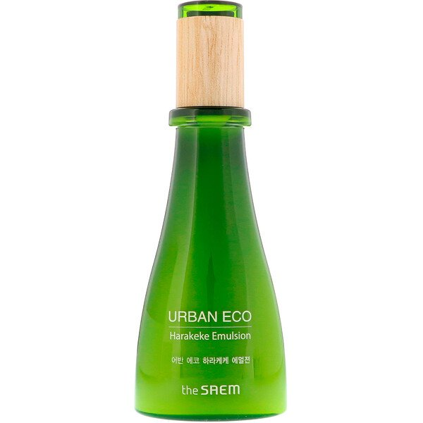 The Saem, Urban eco, emulsión harakeke, 4.73 fl oz (140 ml)