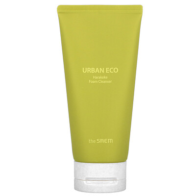 Купить The Saem Urban Eco, Harakeke Foam Cleanser, 5.29 oz (150 g)