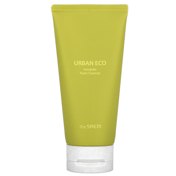 The Saem, Urban Eco, Harakeke Foam Cleanser, 5.29 oz (150 g)