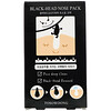 Tosowoong, Black-Head Nose Pack, 8 Sheets
