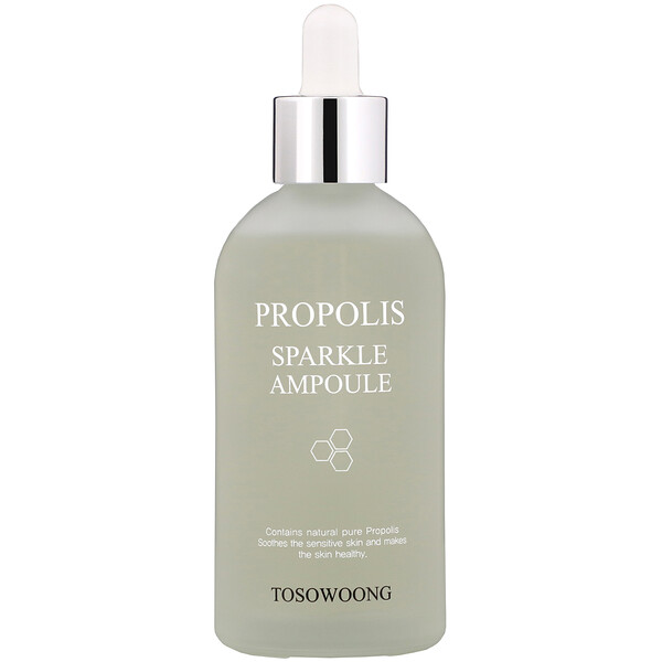 Tosowoong, Propolis Sparkle Ampoule, 100 ml (Discontinued Item)