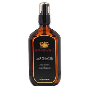 Tosowoong, Morocco Argan Hair Oil Treatment, 100 ml