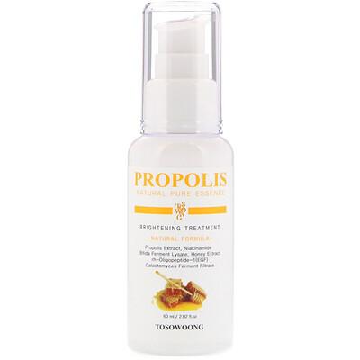 Купить Tosowoong Propolis Natural Pure Essence, Brightening Treatment, 60 ml