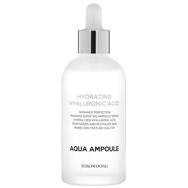 Hydrating Hyaluronic Acid, Aqua Ampoule, 3.38 fl oz (100 ml)