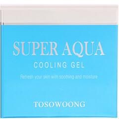 Tosowoong, Super Aqua Cooling Gel, 80 g