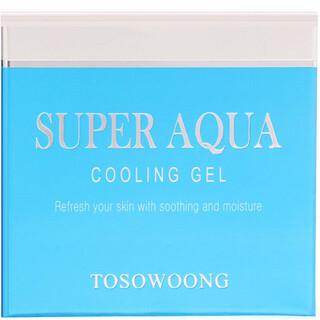 Tosowoong, Охлаждающий гель Super Aqua, 80 г