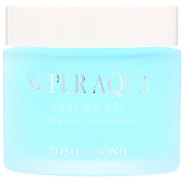 Tosowoong, Super Aqua Cooling Gel, 80 g