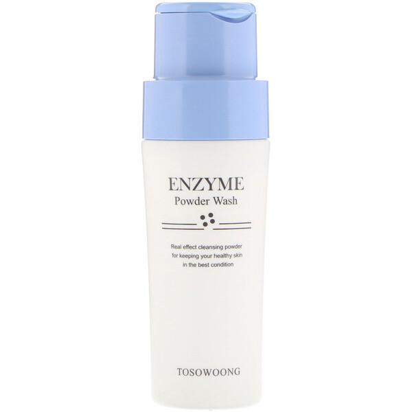 Tosowoong, Enzyme Powder Wash, 70 g (Discontinued Item)