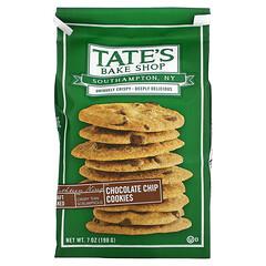 Tate's Bake Shop, 餅乾,巧克力碎,7 盎司(198 克)
