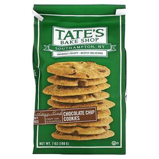 Tate's Bake Shop, Cookies, Chocolate Chip, 7 oz (198 g)