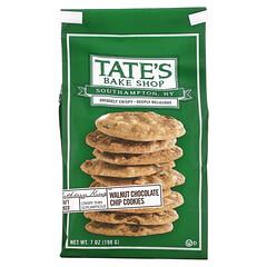 Tate's Bake Shop, 餅乾,核桃巧克力碎,7 盎司(198 克)