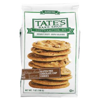 Tate's Bake Shop, Gluten Free Cookies, Chocolate Chip, 7 oz (198 g)