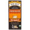 The Tea Room, Creme Brulee, Organic Chocolate Fusion, Milk Chocolate, 1.8 oz (51 g)