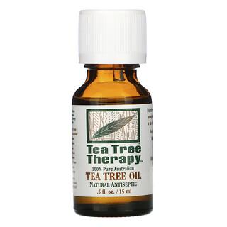 Tea Tree Therapy, Teebaum÷l, 0,5 fl. oz. (15 ml)