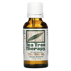 Tea Tree Therapy, 茶樹油,1 液量盎司(30 毫升)
