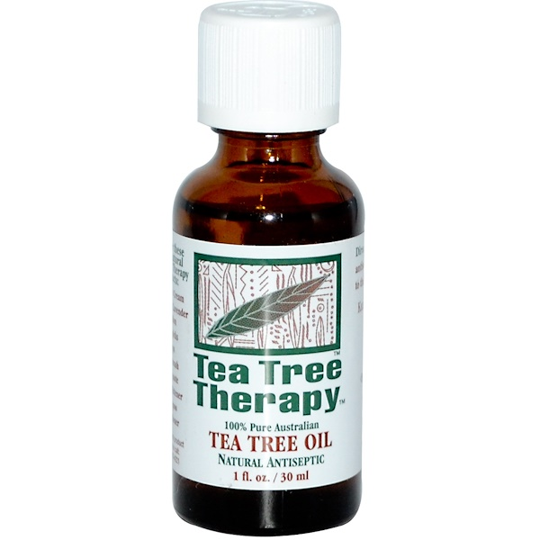 Tea Tree Therapy, Tea Tree Oil, 1 fl oz (30 ml)