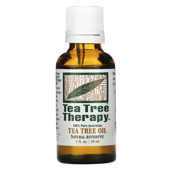 Tea Tree Therapy, ティー・ツリー・オイル、 1 fl oz (30 ml)