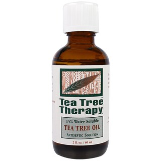 Tea Tree Therapy, Tea Tree Oil, 2 fl oz (60 ml)